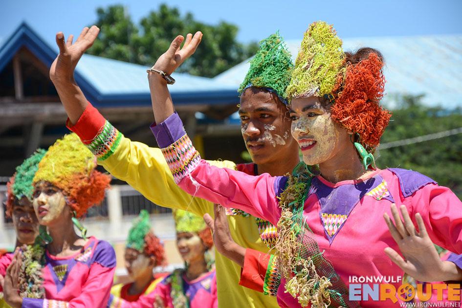Sitangkai performs at the Agal-agal Festival