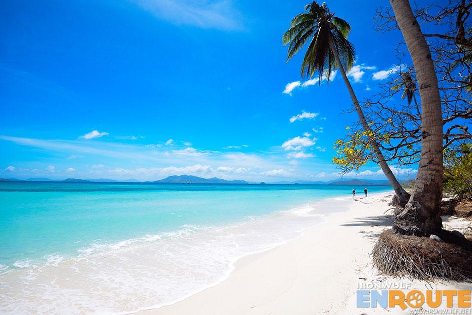 Mausonoan Island beach