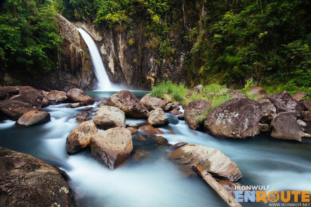 The Biliran Tinago Falls