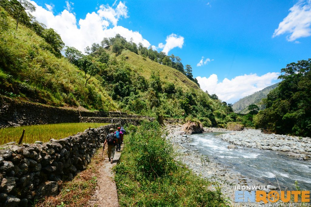 Caneo to Tocucan Trail