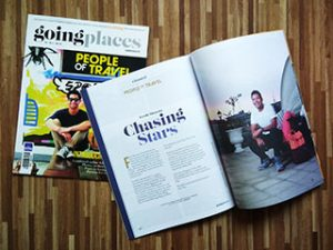 Grab the June 2017 issue of Going Places Magazine