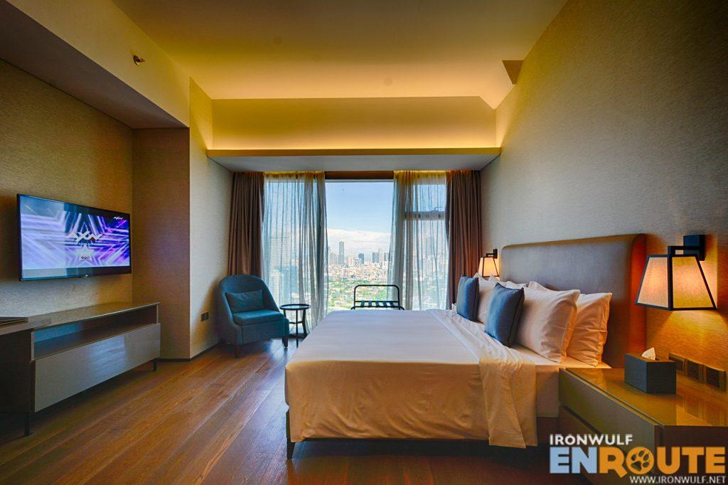 SenseFinity Spa - San Antonio Makati: massage rooms with Filipino-themed  sliding doors