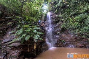 Mada Falls in Madadamian, Echague