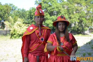 The yogad tribe bayle de bakal performers