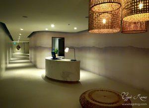 Seda Vertis North 3rd floor hallway