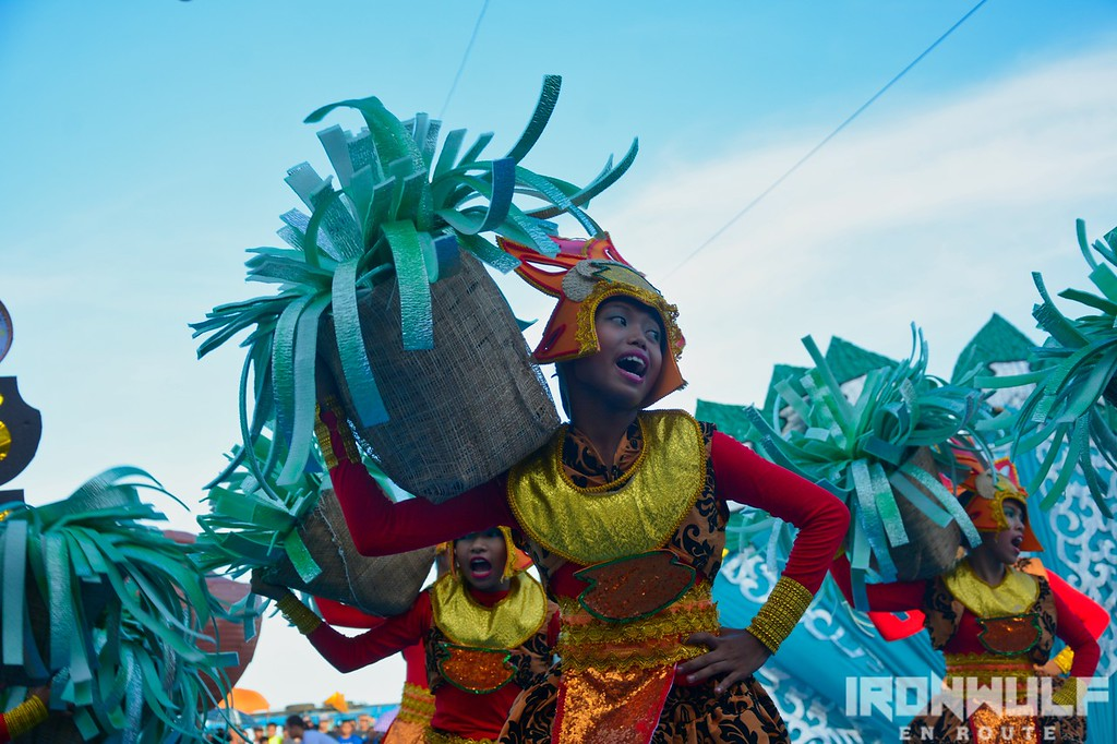 Performance from Tiwi's Coron Festival