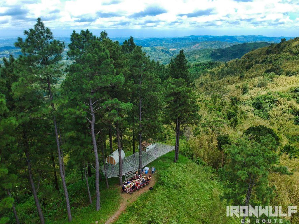 Amihan views at the Masungi Georeserve Legacy Trail