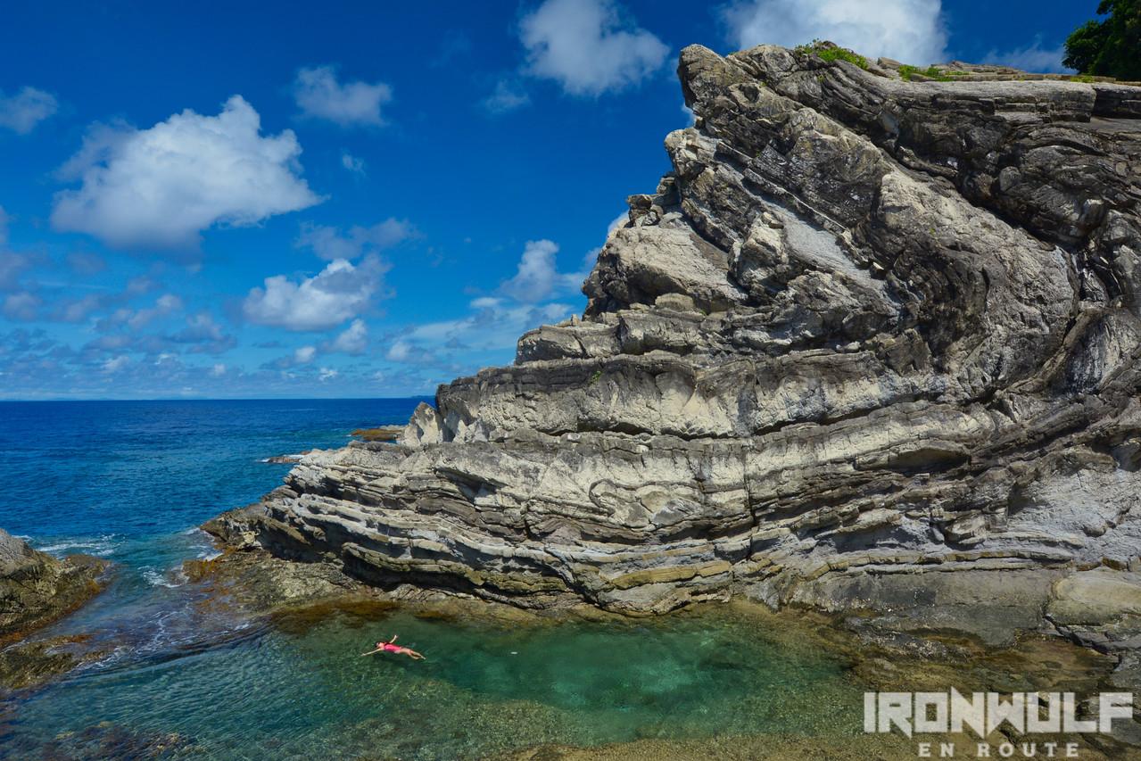 The Poseidon Rock