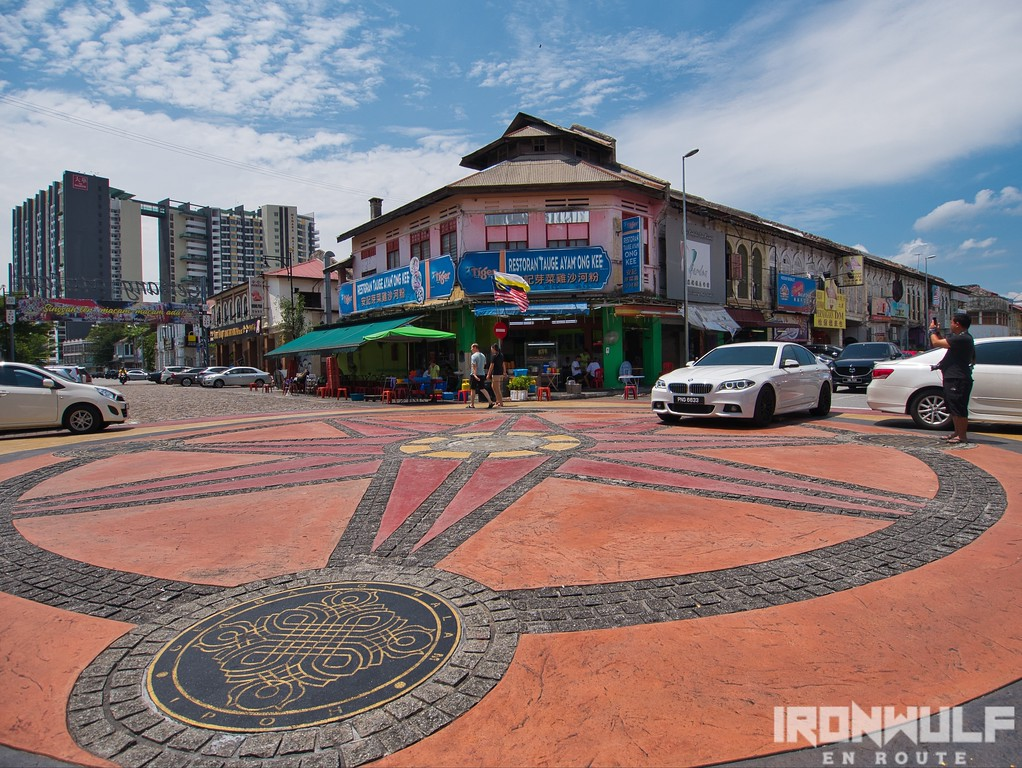 Old Town Ipoh seal