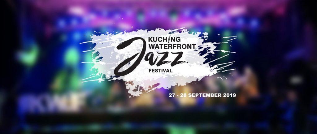 Kuching Waterfront Jazz Festival 2019