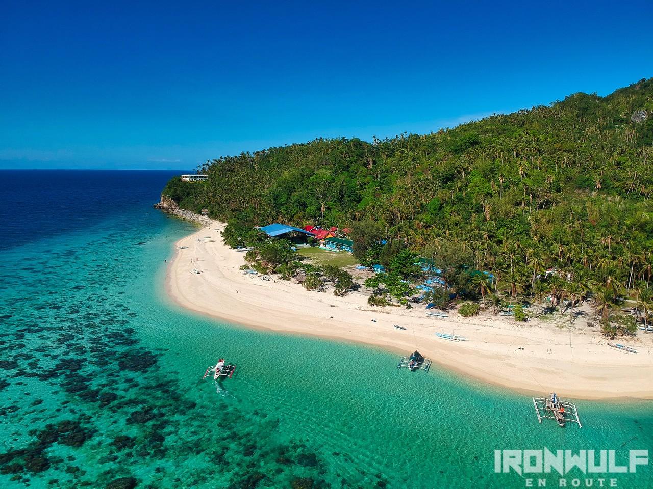 Beach at Sitio Cabugaan