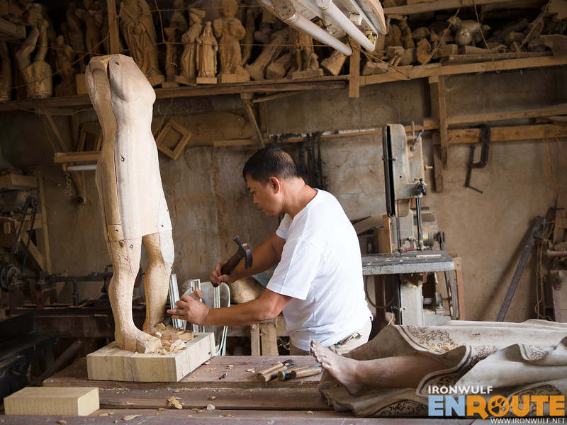 Laguna | Paete Woodcarving Capital and its Masters